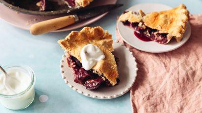 Easy As Plum Pie