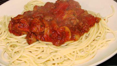 Italian Spaghetti Sauce Recipe Food Com