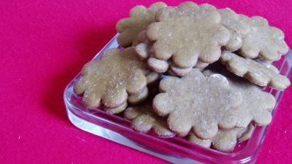 Christmas Gingerbread Cookies Recipe.Shelb S Christmas Gingerbread Cookies
