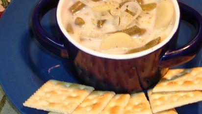 Green Bean and Potato Soup