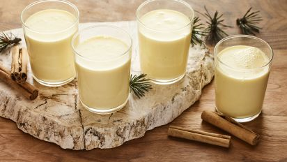 Traditional Eggnog Recipe Food Com