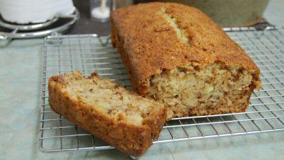 Tasty Sour Cream Banana Bread Recipe Food Com