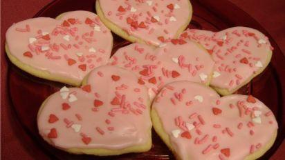 Soft Rolled Sugar Cookies