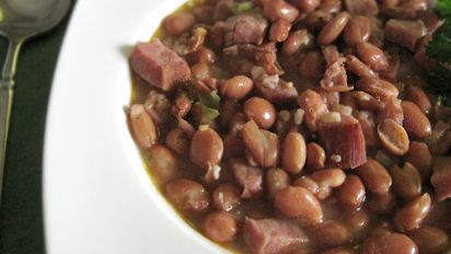 Pinto Beans Ham Recipe Food Com