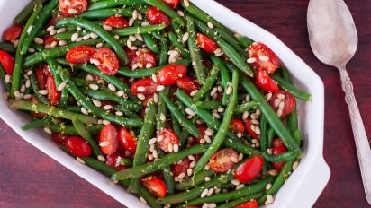 Green Bean Salad Recipe Canned
