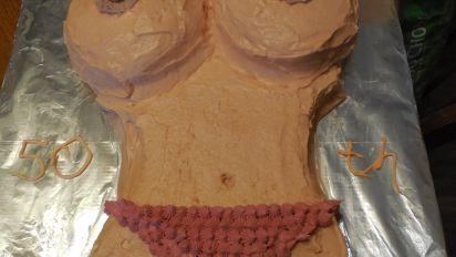 Boob Cake Recipe Genius Kitchen