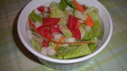 Your Basic Tossed Salad Recipe Food Com