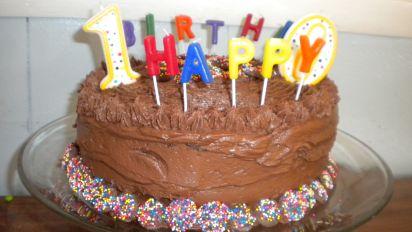 Superb Extreme Chocolate Cake Recipe Food Com Personalised Birthday Cards Petedlily Jamesorg