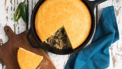 No-Flour Cornbread Recipe - Food.com