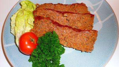 Microwave Meatloaf Recipe Food