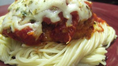 Chicken Parmesan Recipe Food Com