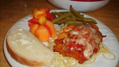Double Dipped Chicken Parmesan Recipe Food Com