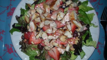 Zupas Summer Chicken Salad Recipe Genius Kitchen