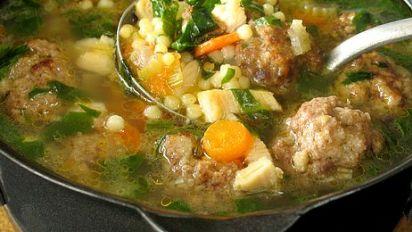Italian Wedding Soup Recipes.Crock Pot Italian Wedding Soup