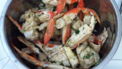 Marinated Cracked Crab Recipe Food Com