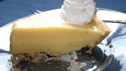 Vanilla Pudding Pie