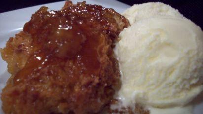 Baked Golden Syrup Dumplings Recipe Food Com