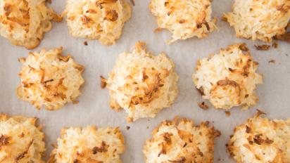 3 Ingredient Chewy Macaroons Recipe Food Com
