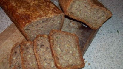 3 Minute Whole Wheat Bread