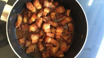 Vietnamese Caramelized Salty Pork ( Thit Kho)