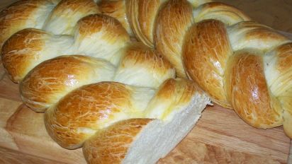 Jane S Challah Bread Using Food Processor