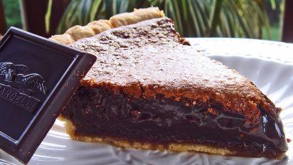 Chocolate Chess Pie Recipe Food Com