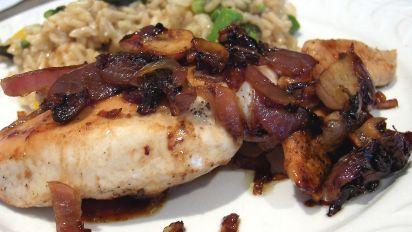Reduce fat in chicken