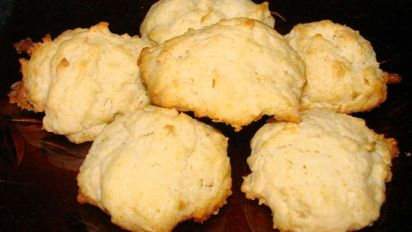 Guyanese Coconut Buns Recipe Food Com