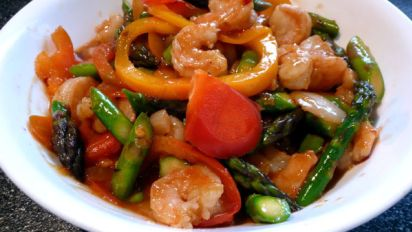 Ww Hunan Shrimp 5 Points Recipe Food Com