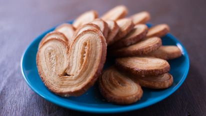 Couldn T Be Easier Elephant Ears Recipe Food Com