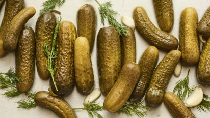 Sorry, that recipe for sweet gherkin midget pickles that