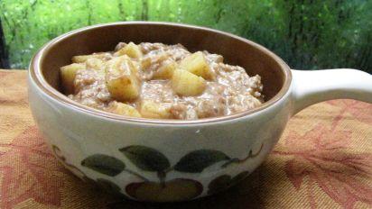 Apple Cinnamon Oatmeal Recipe - Food.com