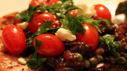 pork chop receipe mediterranean diet