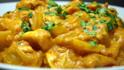 The Better Butter Chicken