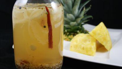Muy Caliente Pineapple Vinagre Vinegar Recipe Food Com