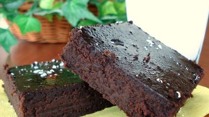Gluten Free Black Bean Brownies Recipe Food Com