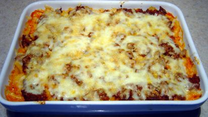 Easy Mac And Cheese Lasagna Recipe Food Com