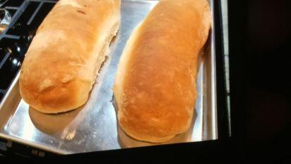 Basic White Bread Kitchenaid