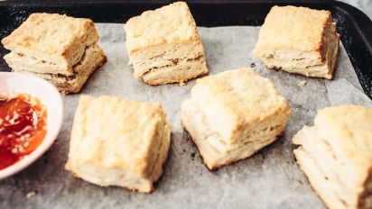 Southern Buttermilk Biscuits Recipe Food Com
