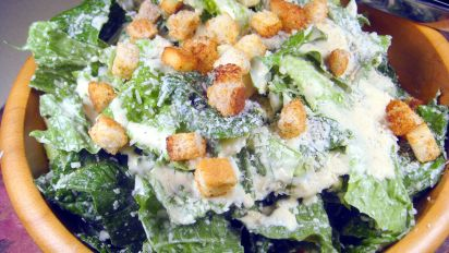 The Great Caesar Salad