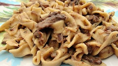 Beef And Noodles Recipe Food Com