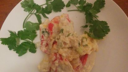 Chinese Buffet Crab Casserole Recipe Food Com