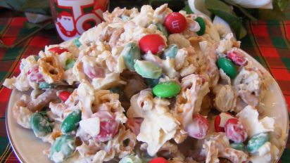 Christmas Bark Candy Recipe Food Com