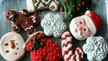 Big Soft Sour Cream Sugar Cookies