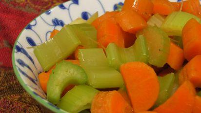 Simple Carrots And Celery Side Dish Recipe Food Com