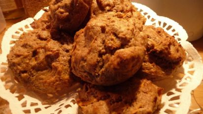 Healthy Buckwheat - Sugar, Dairy, Wheat Free Muffins