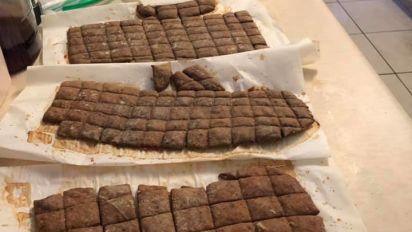Chicken Liver Dog Biscuits Recipe