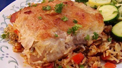 Jazzy New Orleans Chicken Recipe Food Com