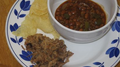 Crock Pot Pulled Pork Bbq Eastern Nc Style