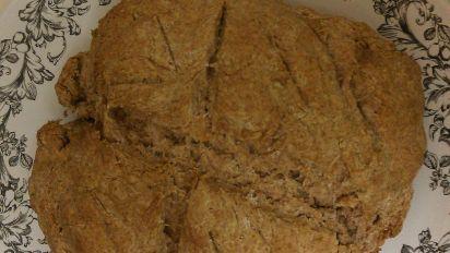 Whole Wheat Bread No Yeast